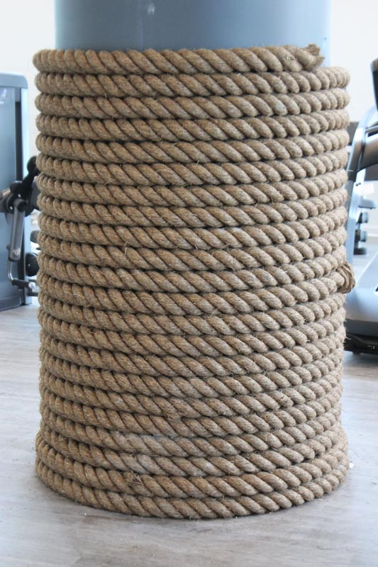 rope cladding