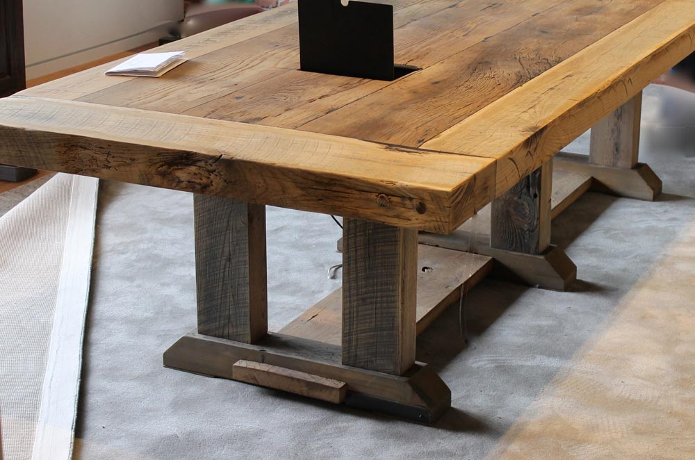colorado custom fabricated conference tables by twenty1five