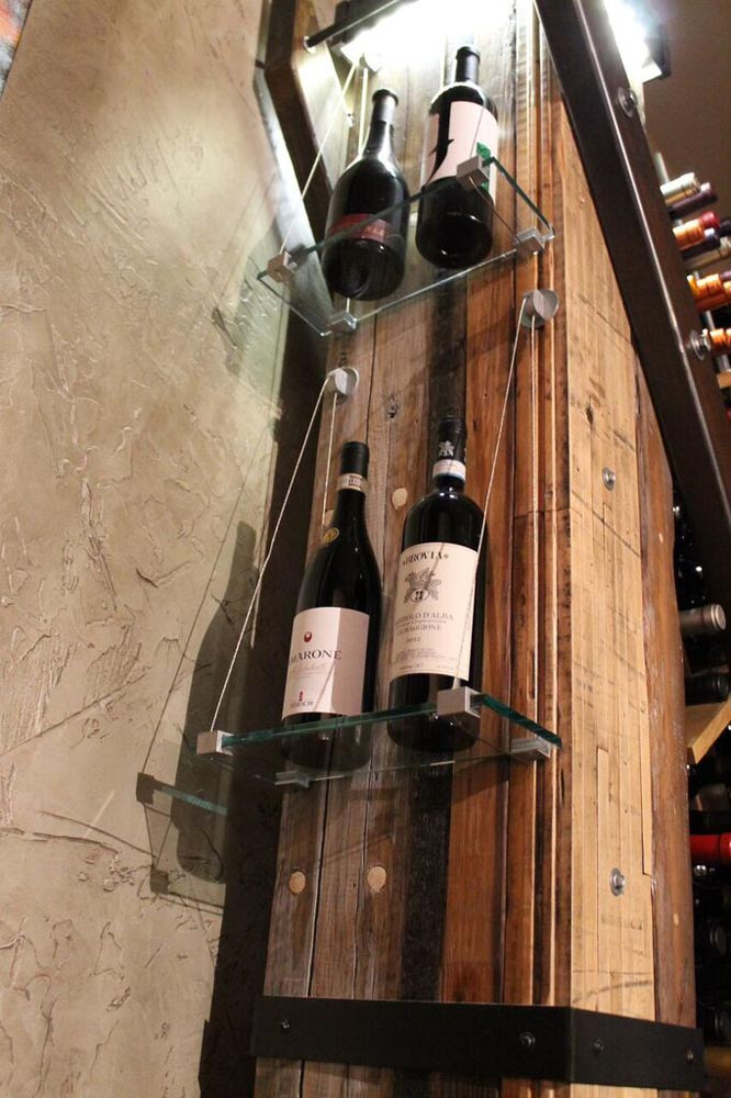 wine rack by twenty1five