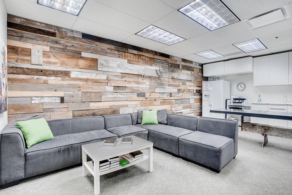 wood cladding wall