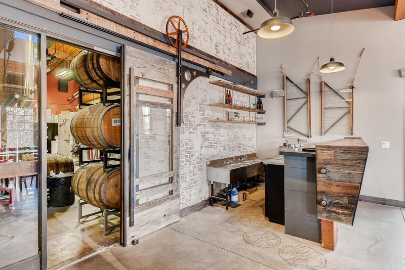 pikes peak brewery custom environment by twenty1five