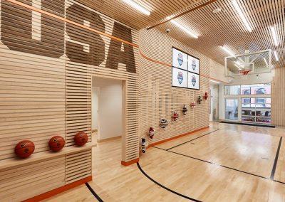 USA Basketball Headquarters