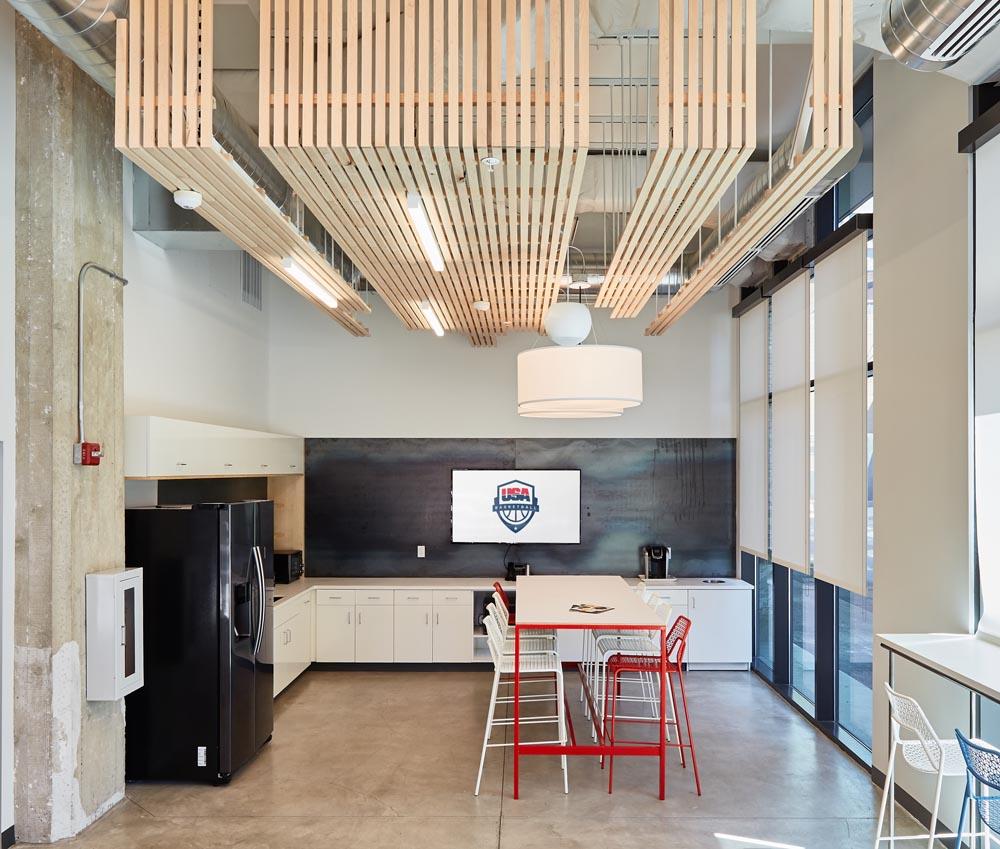 colorado custom furniture designer and fabricator twenty1five table for usa basketball
