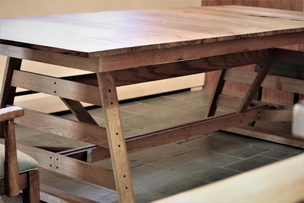 dining table by twenty1five