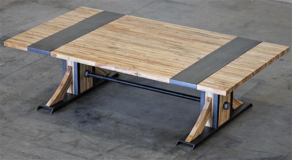 custom table by twenty1five