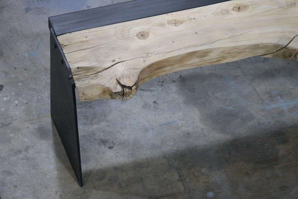 twenty1five custom designed bench