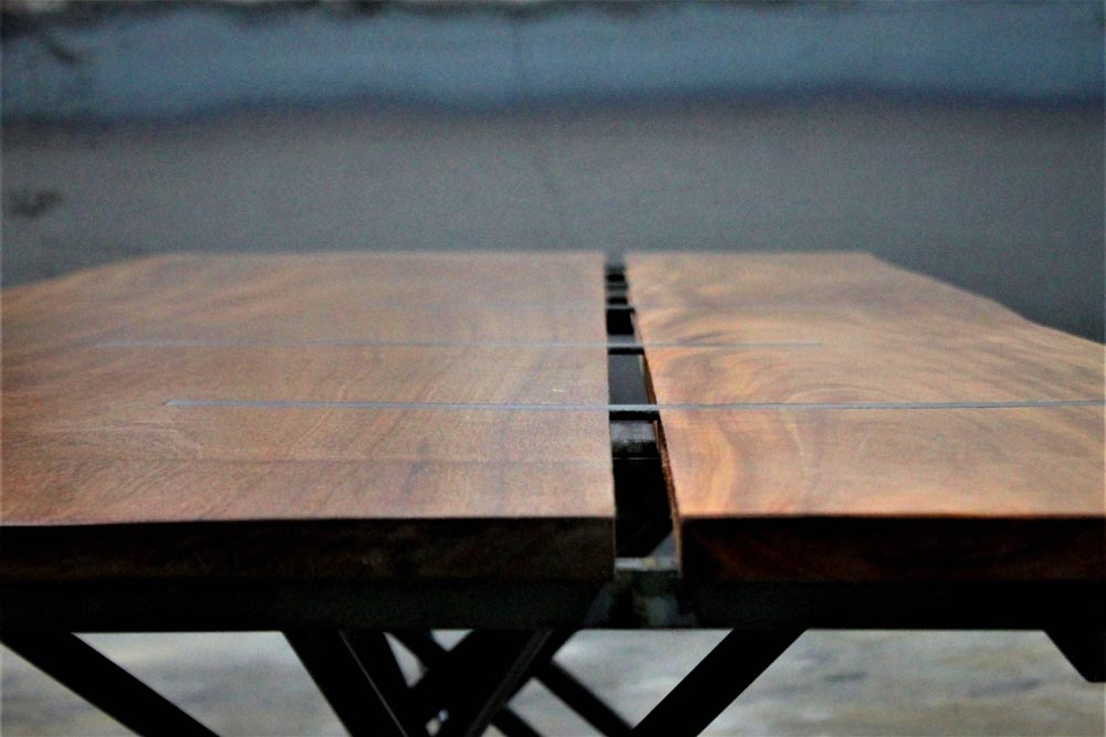 vertical arts conference table custom