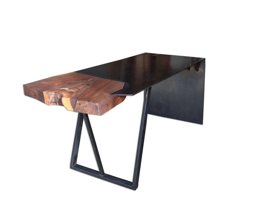 luxury fabricated desk
